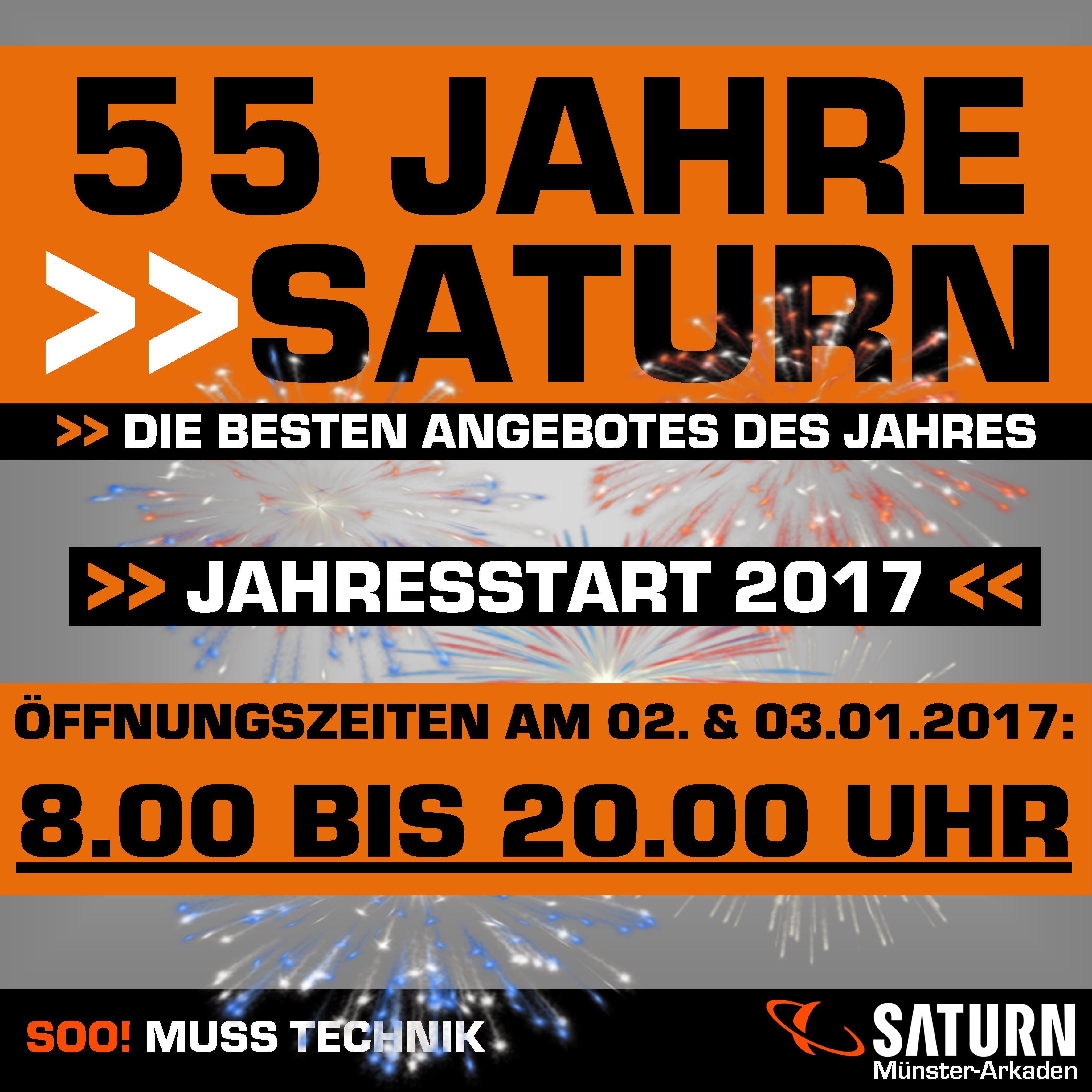 55 Jahre Saturn FB