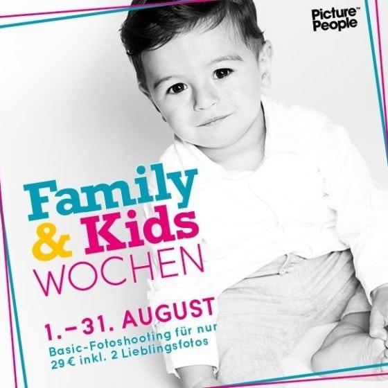 Family&Kids Wochen