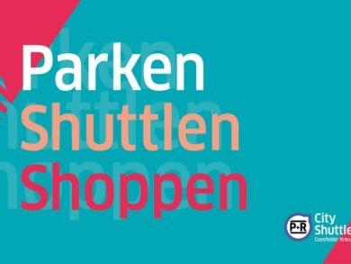 Parken Shuttlen Shoppen Münster