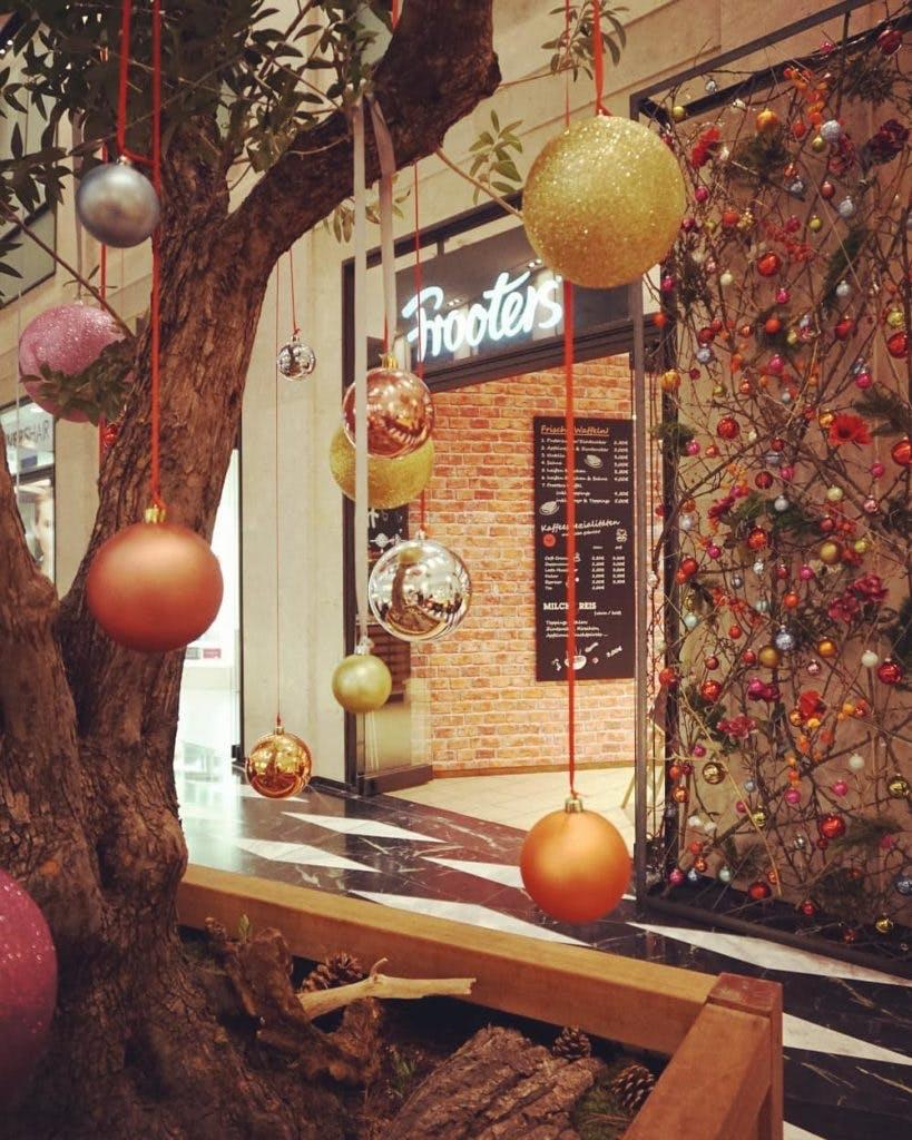 Weihnachtsdeko Frooters