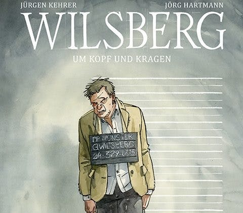 Wilsberg Comic_Beitragsbild