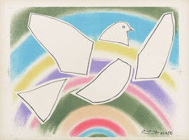 Friedenstaube Pablo Picasso