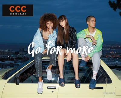 CCC Shoes Bags Kollektion 2018 MÜNSTER ARKADEN