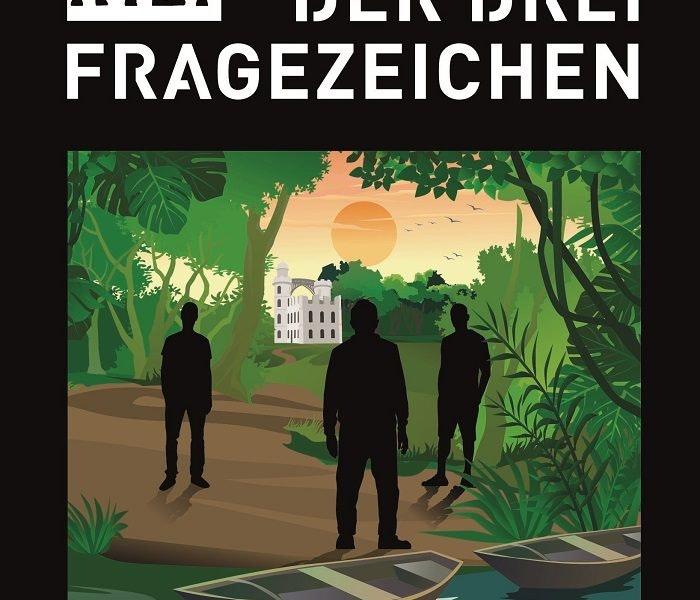 Thalia C. R. Rodenwald - Die Welt der drei Fragezeichen MÜNSTER ARKADEN