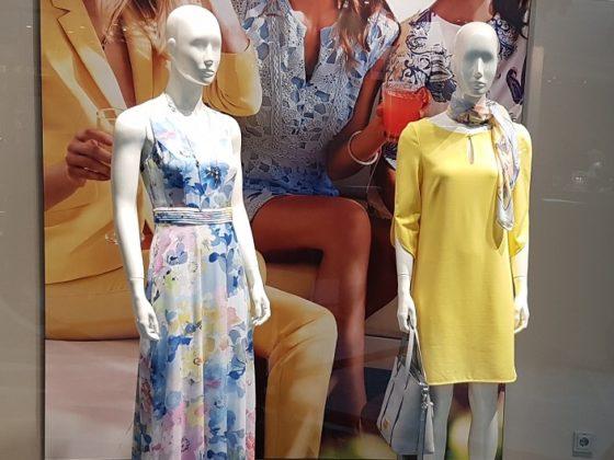 Festliche Kleider und Trends aus den MÜNSTER ARKADEN