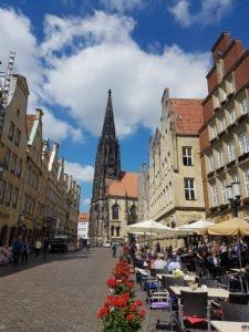Prinzipalmarkt Lambertikirche