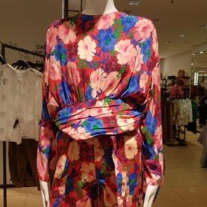 Blümchenbluse von Zara / Mode-Basics in den MÜNSTER ARKADEN