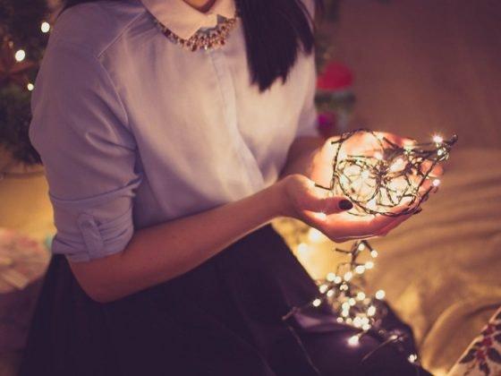 Die MÜNSTER ARKADEN inspirieren dein Weihnachtsoutfit