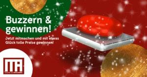 Weihnachtszeit Buzzern_gewinnen MÜNSTER ARKADEN