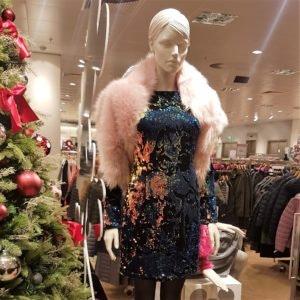 Partykleider an Silvester 2018 findest du in den MÜNSTER ARKADEN