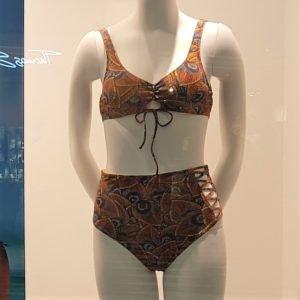 Highwaist-Bikini von Calzedonia / Bademode in den MÜNSTER ARKADEN