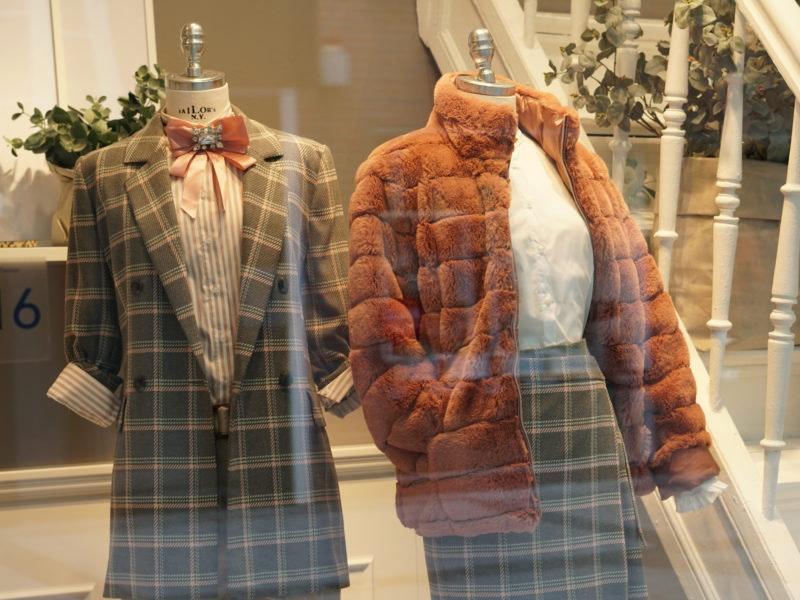 Entdecke neue Herbstmode in den MÜNSTER ARKADEN wie diesen flauschigen Mantel bei Peek & Cloppenburg