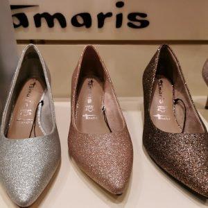 Schuhe für Hochzeitsgäste von Tamaris in den MÜNSTER ARKADEN