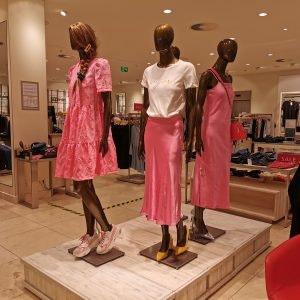 Kleider für Hochzeitsgäste von P&C in den MÜNSTER ARKADEN