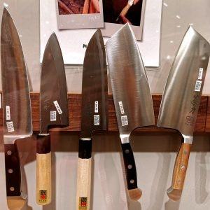 Messer von manufactum für Kürbisrezepte in den Münster Arkaden