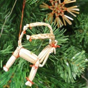 Hol dir Weihnachtsdeko für Weihnachtsbäume und Dekokränze von Søstrene Grene