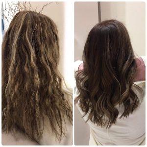 Frisur Naturtöne von Olivers Hair
