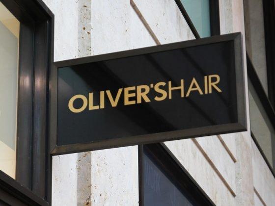 Friseur Oliver's Hair in Münster Arkaden