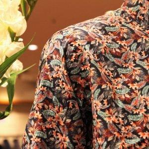 Hawaiihemd Sommer-Outfit Peek & Cloppenburg MÜNSTER ARKADEN
