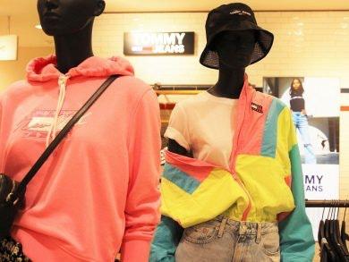 Peek & Cloppenburg Sommer-Outfit MÜNSTER ARKADEN