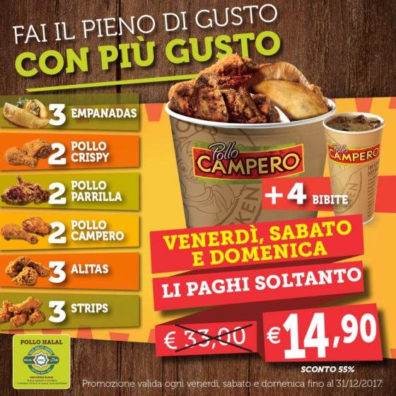 Promo Bucket 1200X1200 facebook La Spezia 1