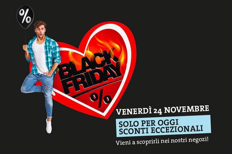 BLACK FRIDAY - Le Terrazze