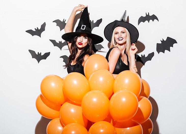 Il segreto per l'outfit perfetto da indossare ad Halloween
