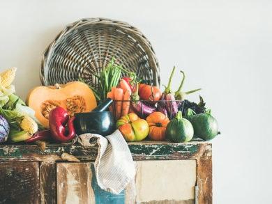 È tempo di nuove ricette: è autunno.