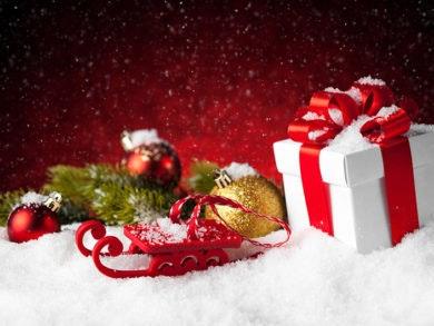 Benvenuti nel regno del Natale!