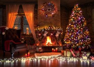 Natale esuberante e colorato