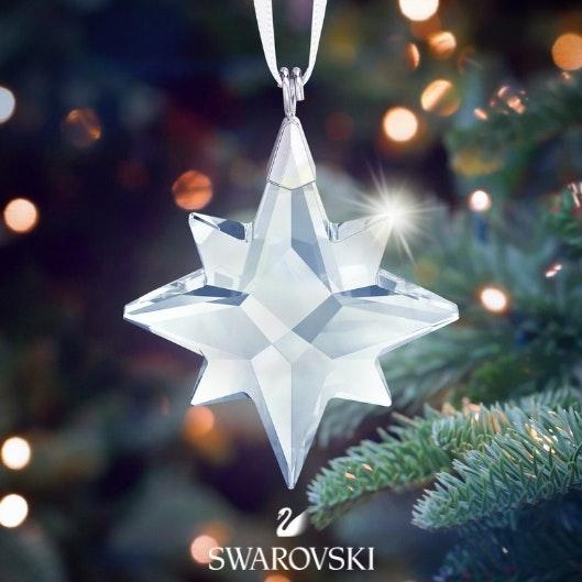 Star Ornament 2018