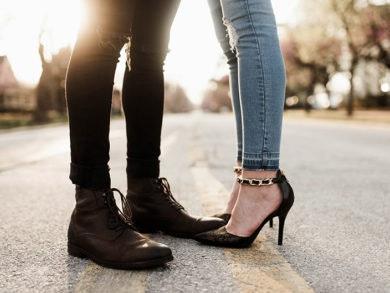 Questo è più che mai il periodo delle scarpe...