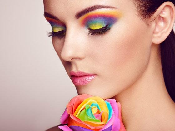 Makeup di primavera
