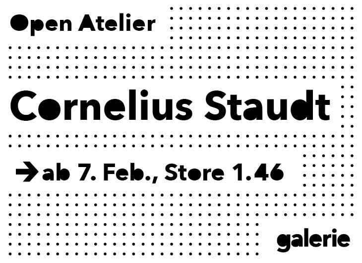 Die Kunstausstellung von Cornelius Staudt im LOOP5
