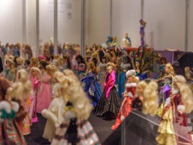 Barbie-Ausstellung im LOOP5