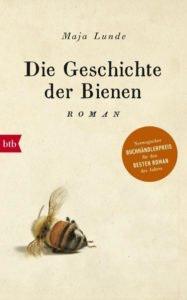 Bestseller-Tipp zum Welkttag des Buches: Die Geschichte der Bienen - Maja Lunde von btb