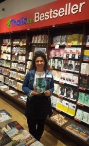 Bestseller-Tipps zum Welttag des Buches von Frau Schmidt aus dem Thalia Store im LOOP5 Weiterstadt