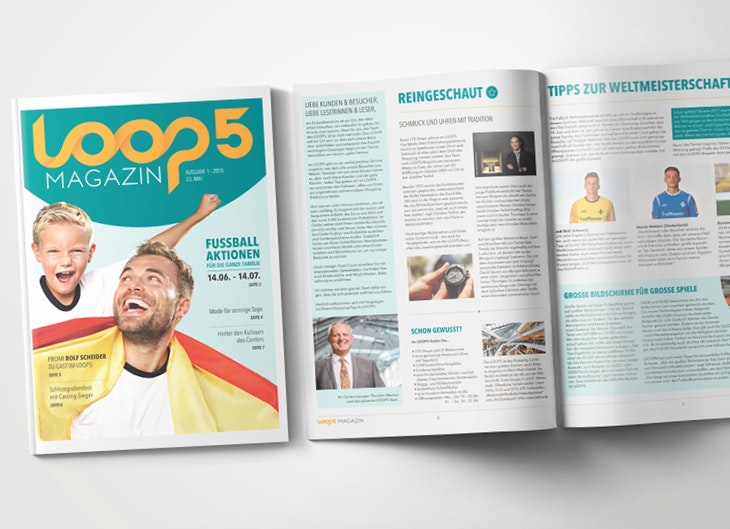LOOP5 Magazin