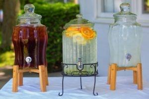 LOOP5-Tipp für deine Gartenparty: Selbstgemachte Limonade & Eistee