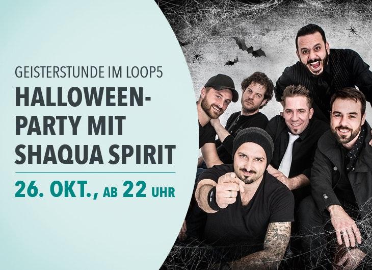 Halloween Party im LOOP5