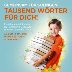 HOF-15117 Thalia-Buchspende-Post