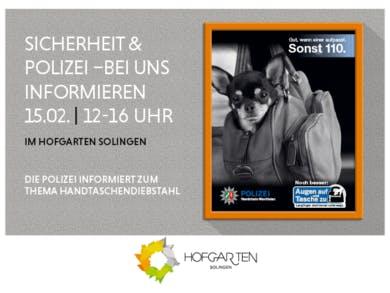 HOF-180007 Infotag Handtaschendiebstahl Homepage 730x529
