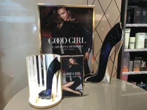 Die Beauty-Trends 2018 vom HOFGARTEN SOLINGEN: Good Girl Carolina Herrera