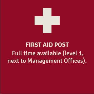 Baners__FIRST AID POST 18