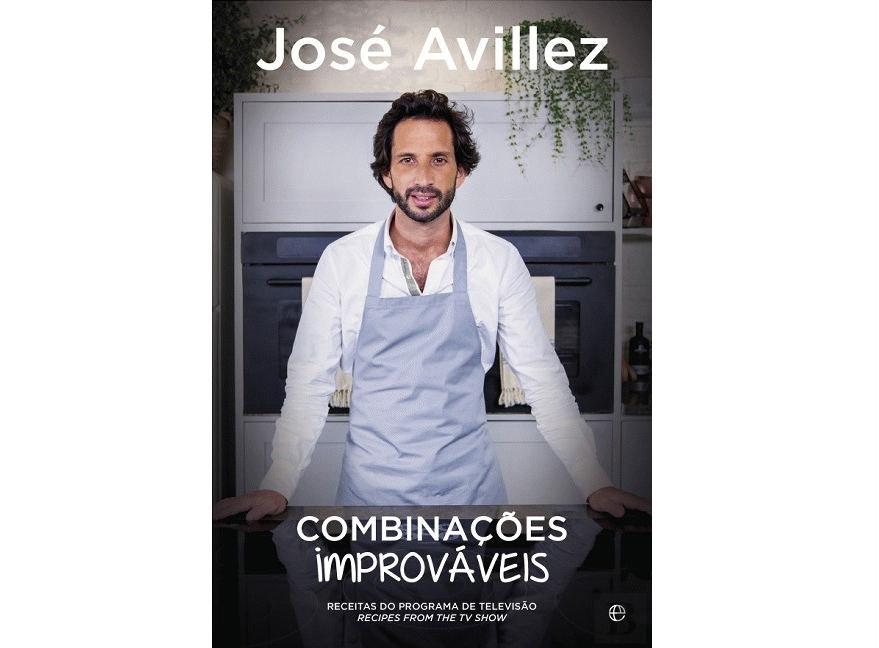 José Avillez Livro