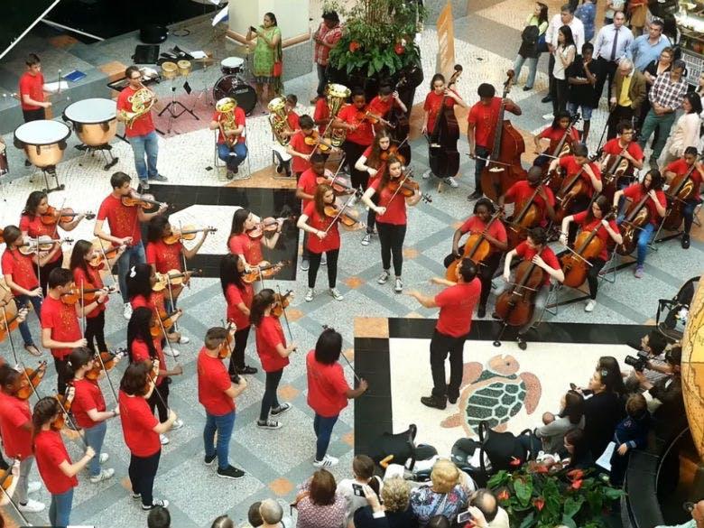 Orquestra Geração Colombo