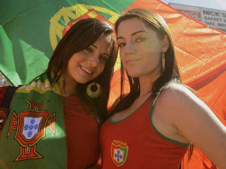 adeptas portuguesas