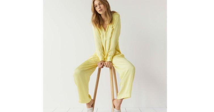Já há peças de lingerie na Zara Home Colombo