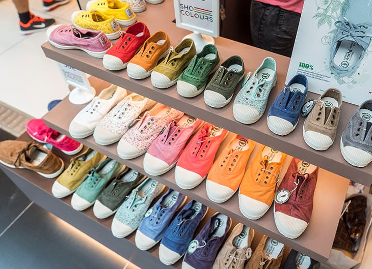 Shoe Colours Colombo