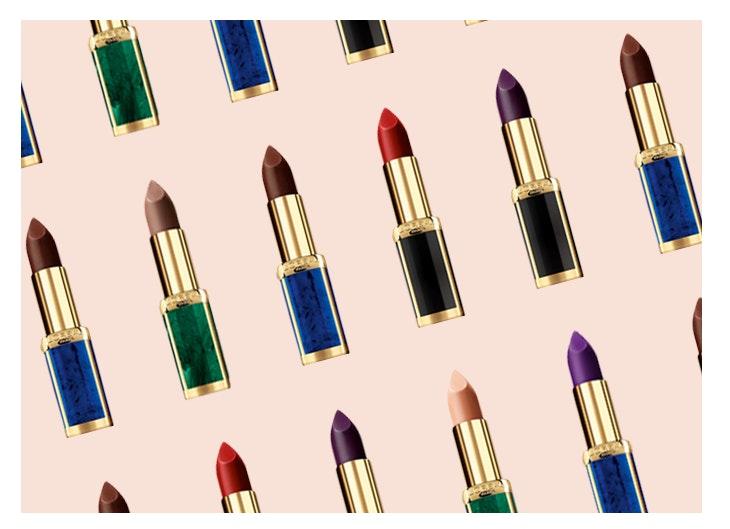 L Oréal e Balmain lançam coleção cápsula de batons f3f9594038